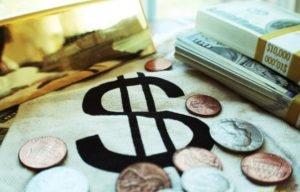 денежные вложения в сайт